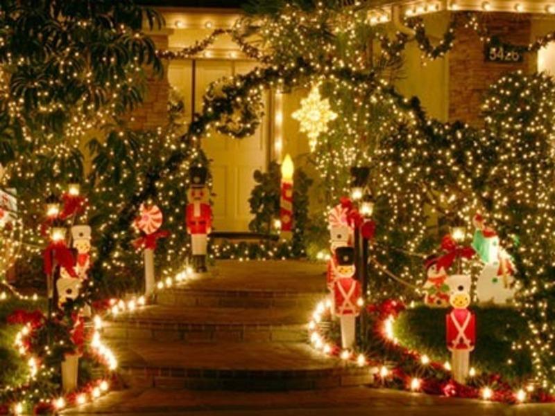 Christmas Decorations Outdoor Christmas Arias Bosinger