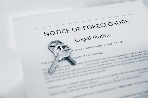 Community Associations, foreclosure