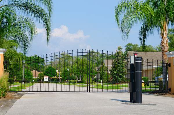 Gated Communities Sued for Negligent Security