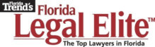 Carlos R. Arias Voted by His Peers as Florida Legal Elite