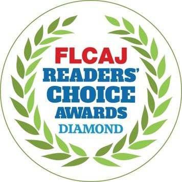 Florida Community Association Journal Reader's Choice Diamond Award